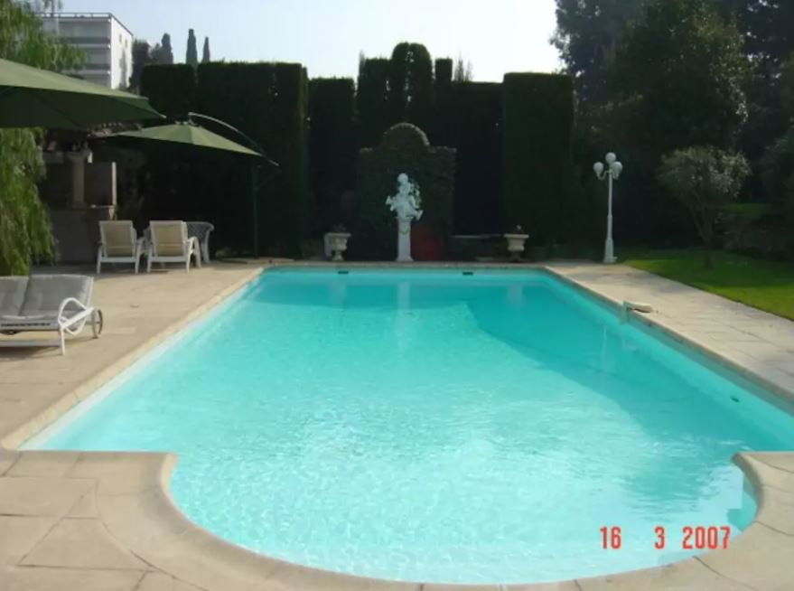 Beautiful Villa of Provence Style in Downtown Cannes