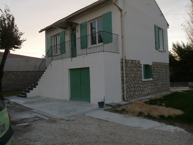 Maison Beaucaire