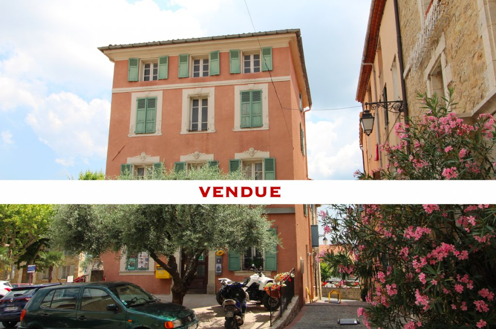 Sale Village house - Montauroux