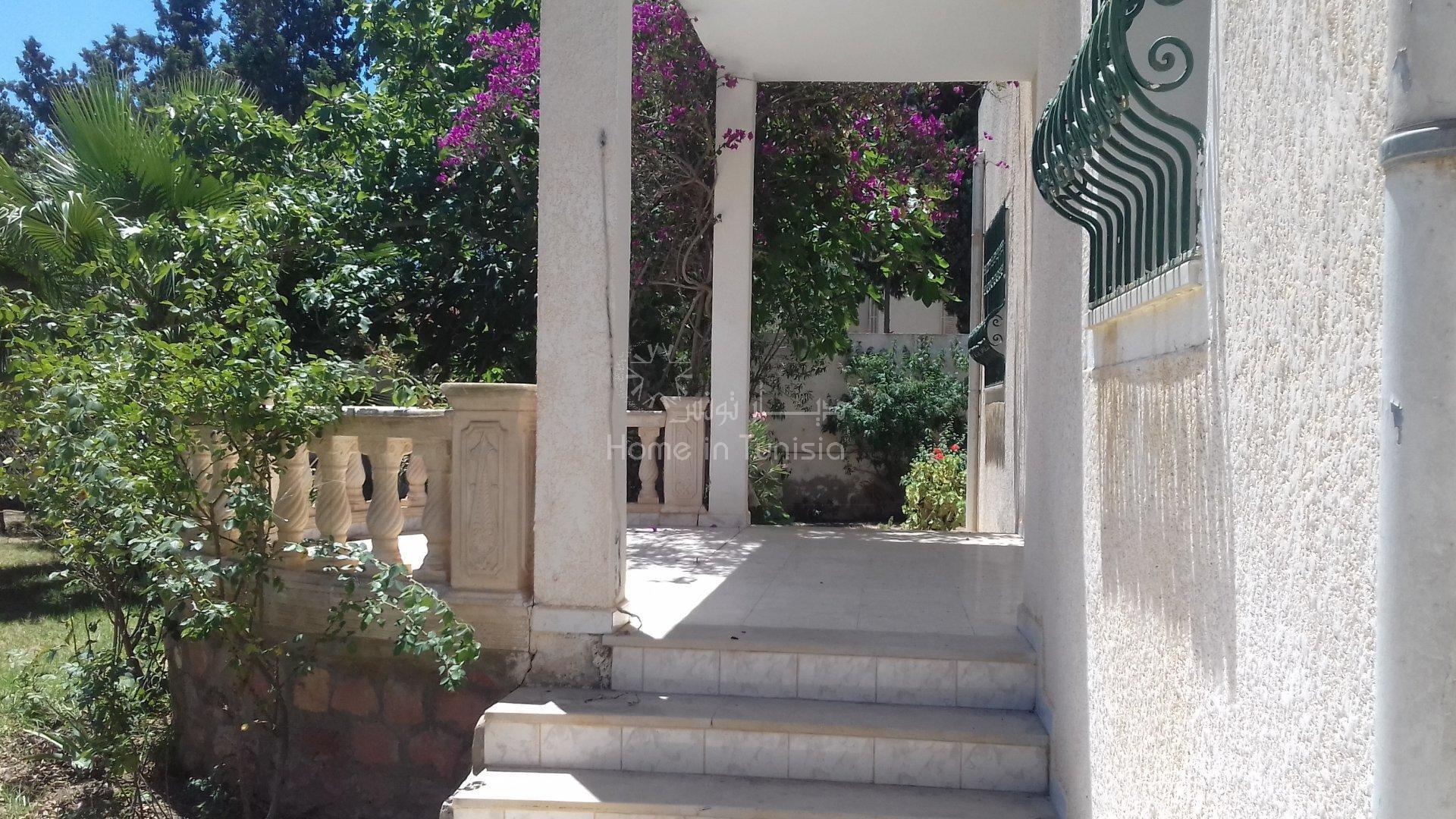Jolie villa