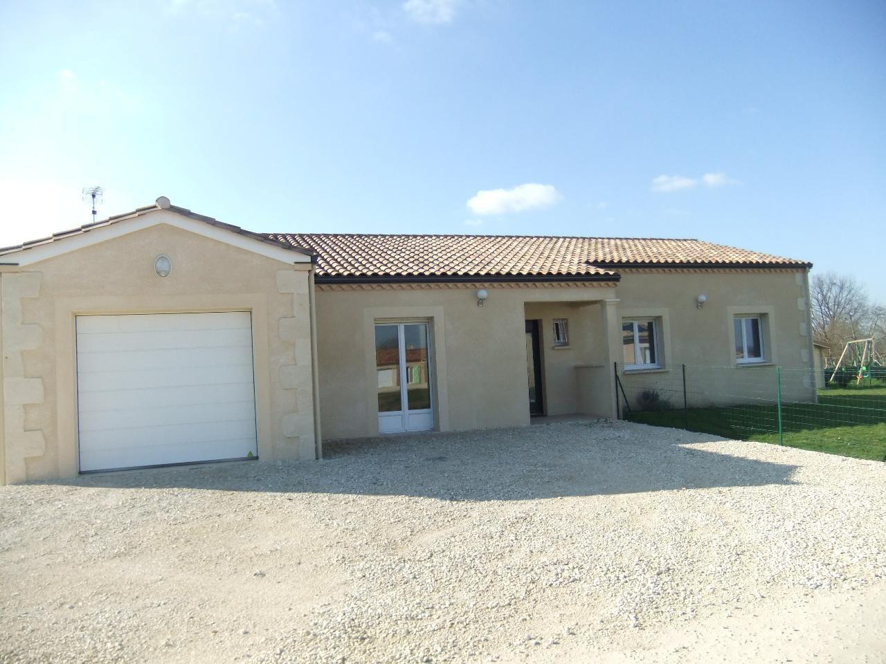 Location Maison - Lamonzie-Saint-Martin