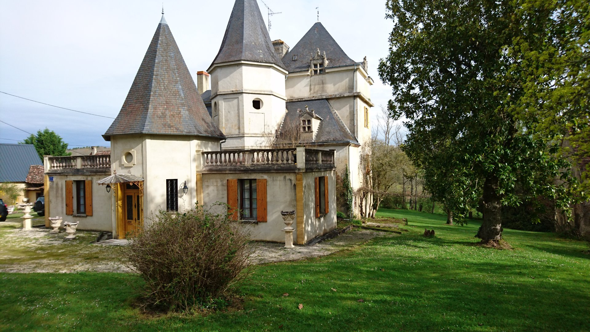Château du XIIIème et XVIème siècle