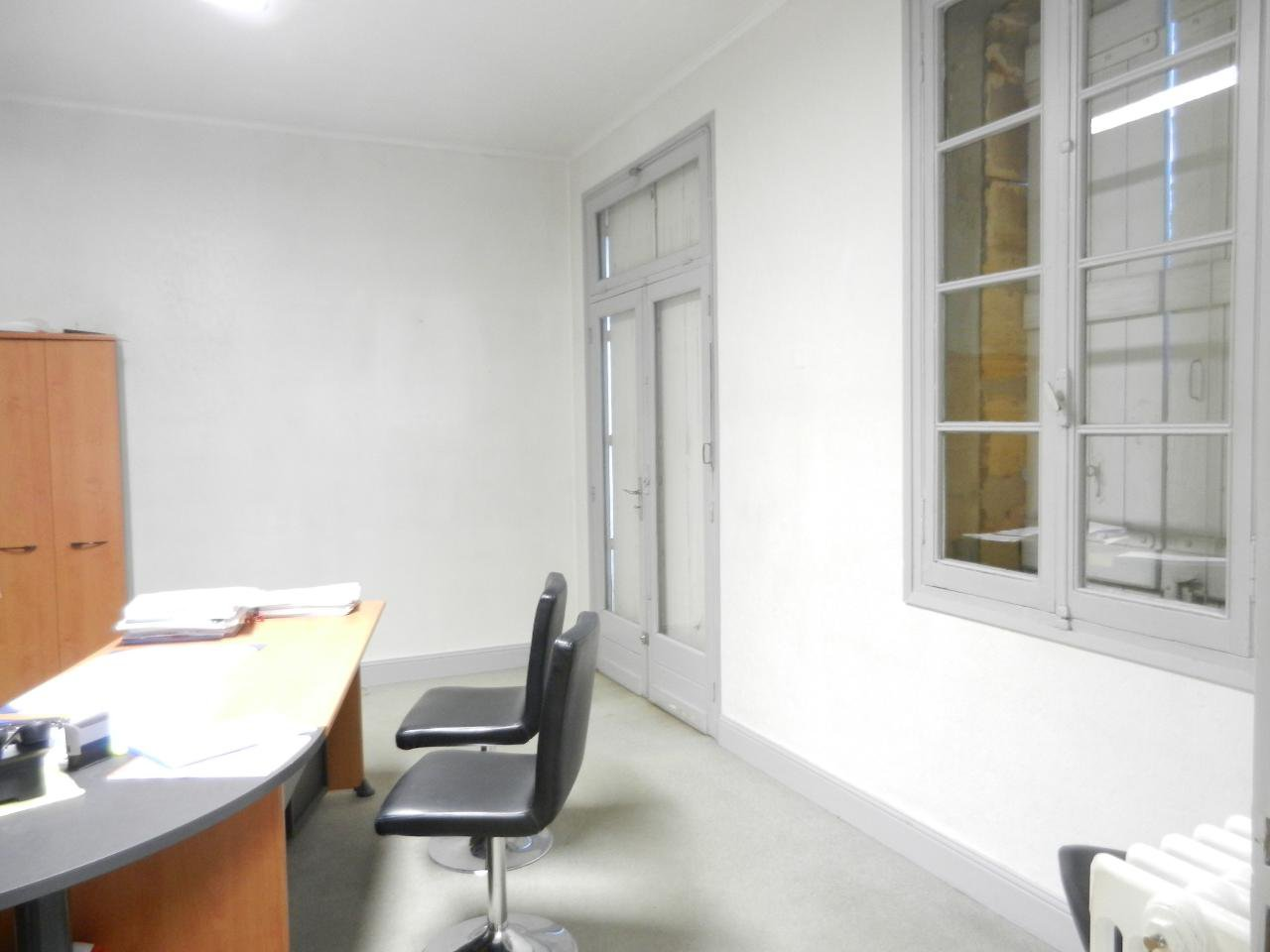 LOCAL 122 m² plain-pied VITRINES