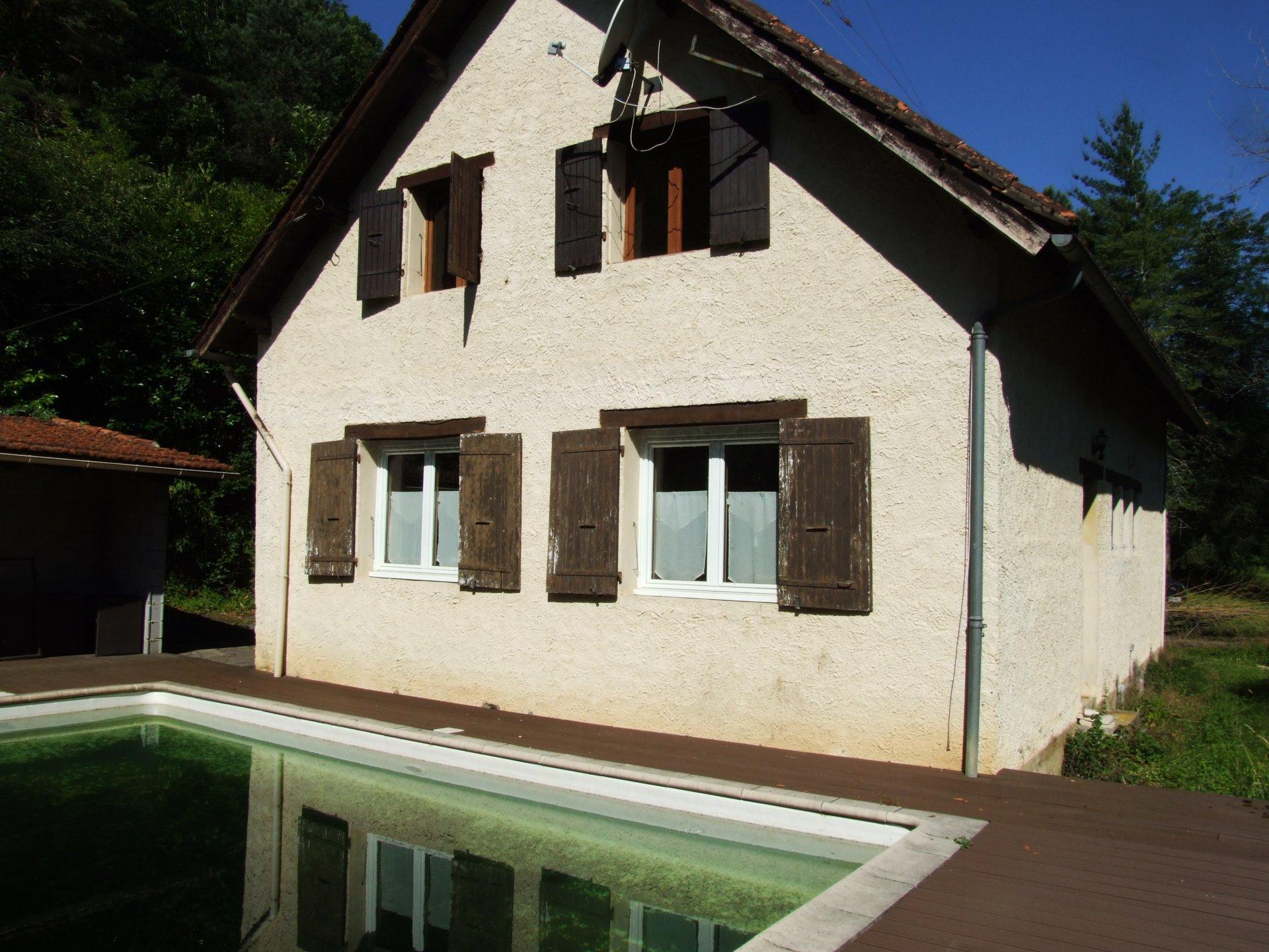 Maison Périgourdine sur 6422 m²