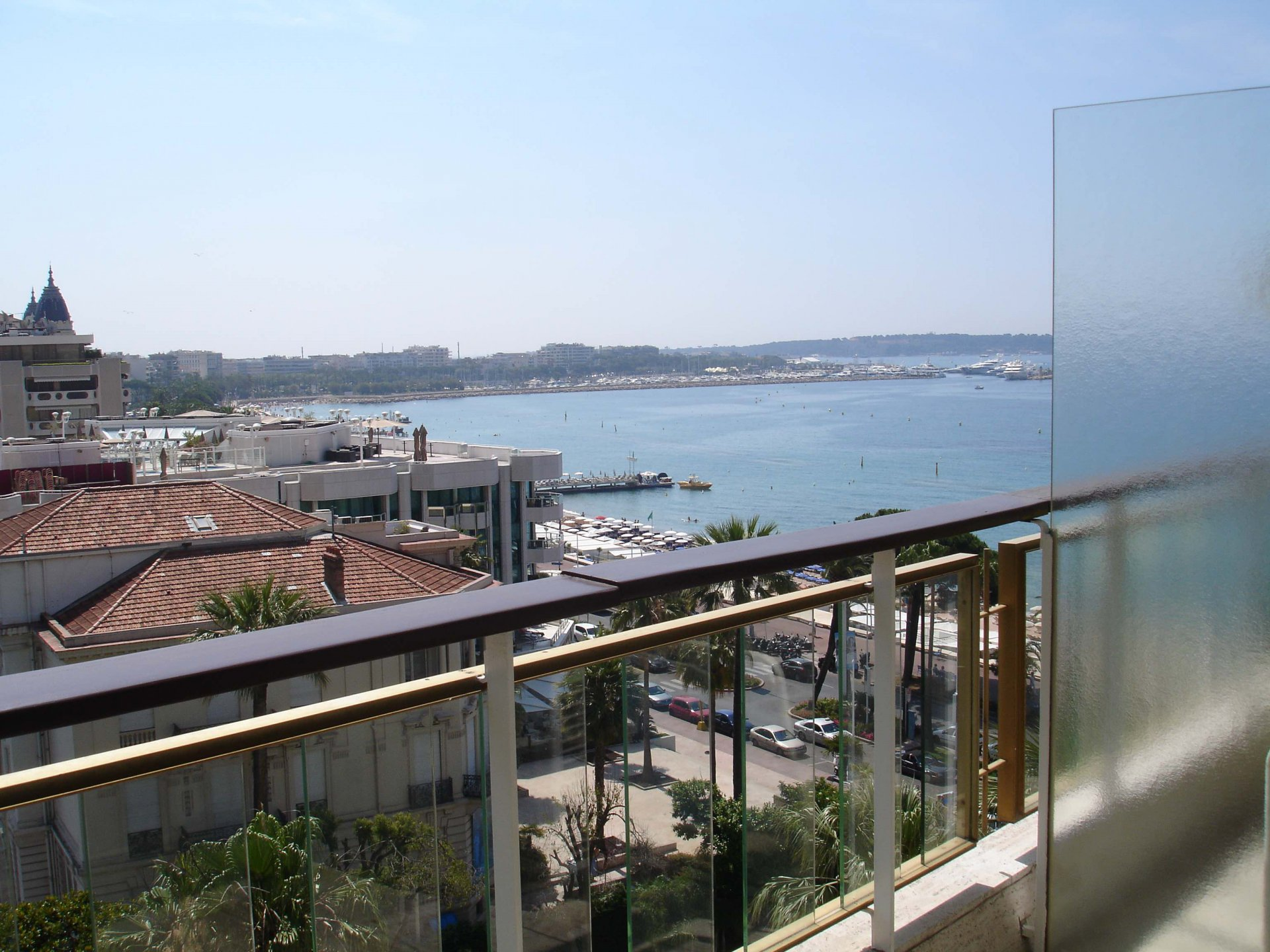 Studio Croisette Cannes - Vue Mer