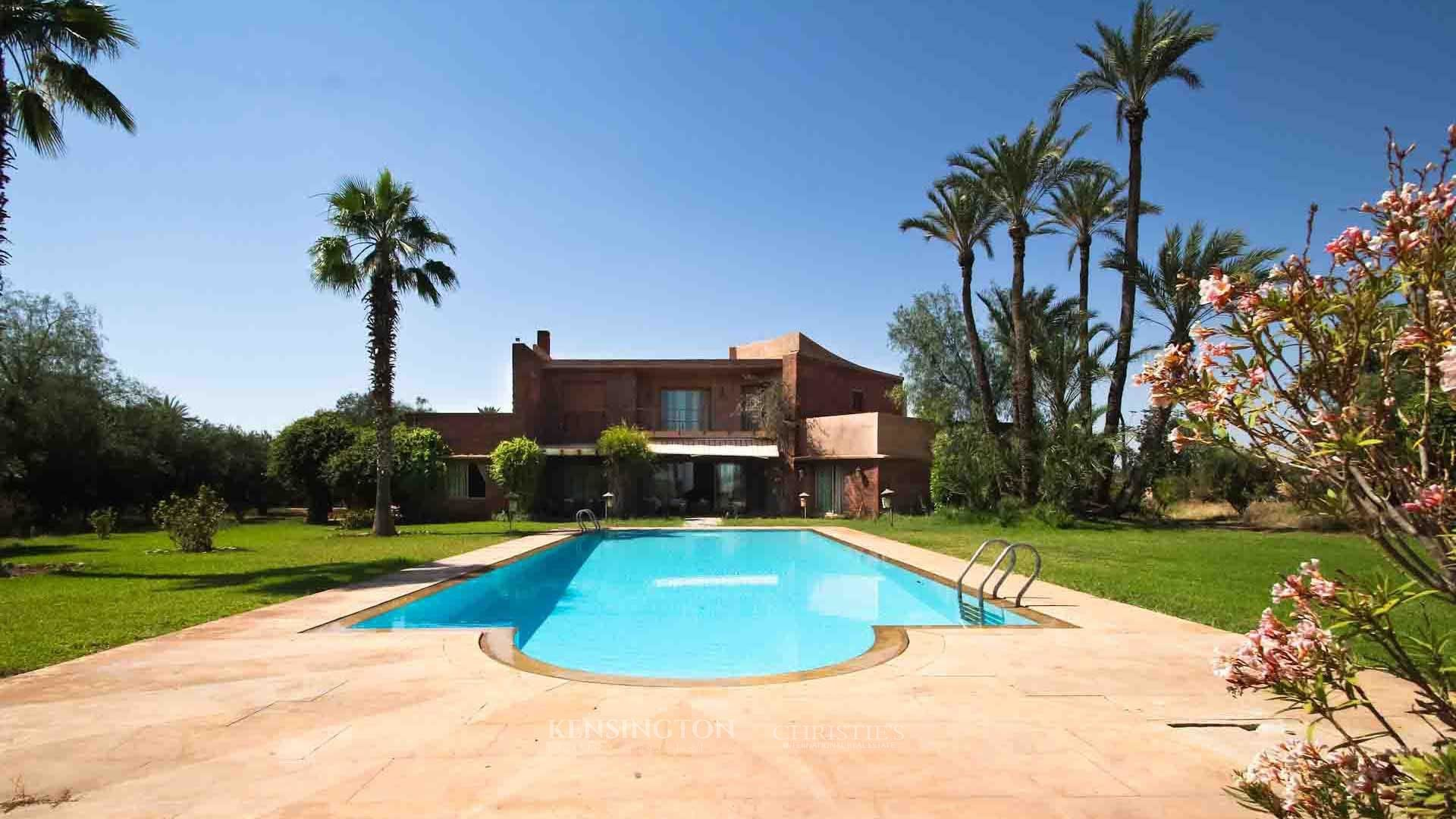 KPPM01033: Villa Atlas Luxury Villa Marrakech Morocco