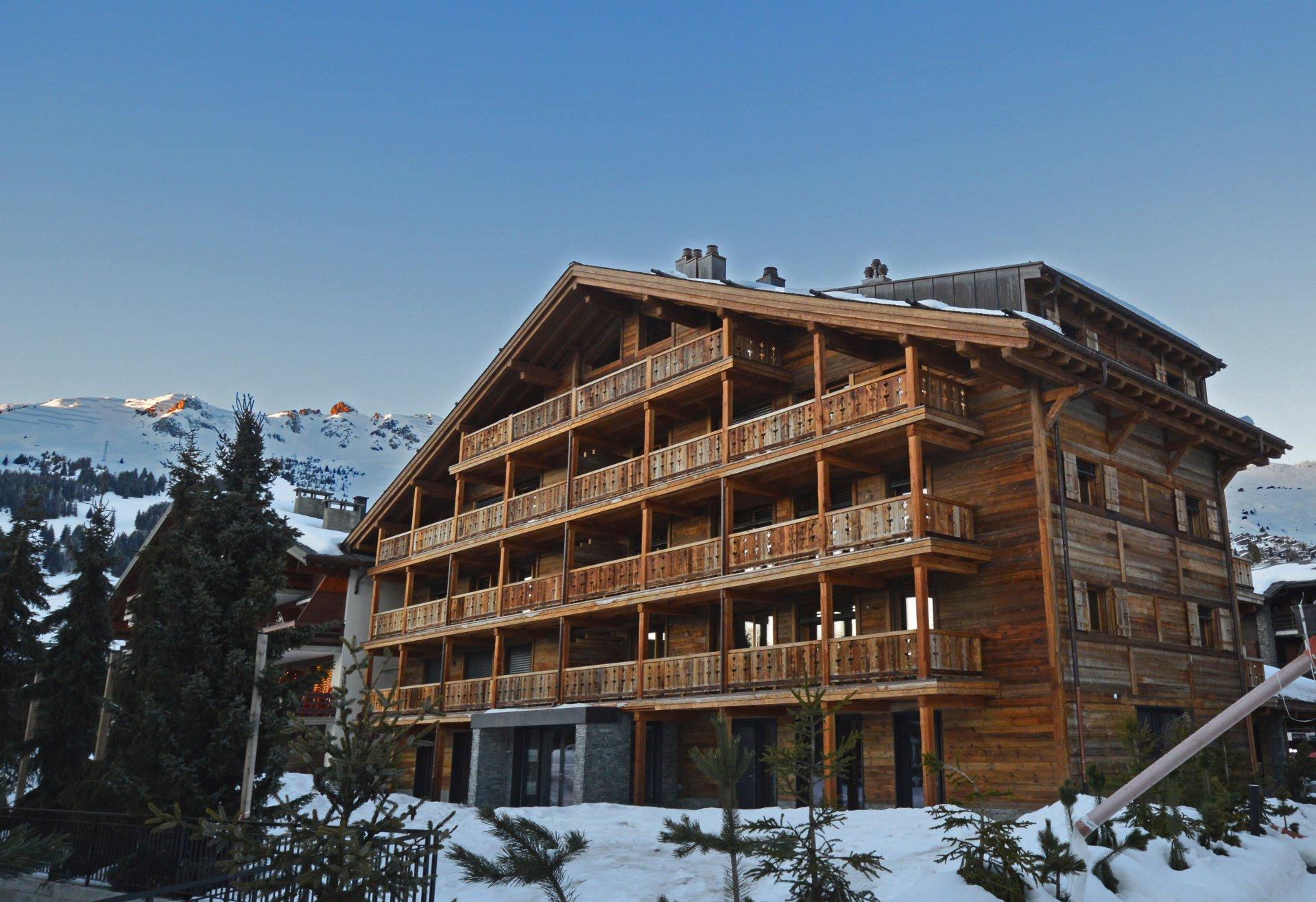 Brand new luxury apartment in centre of Verbier - 115 Chalet in Verbier St-Bernard