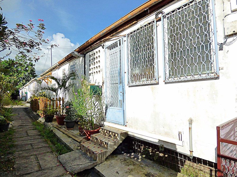 Fort-de-France - Belle Maison T3 avec Cour Privative