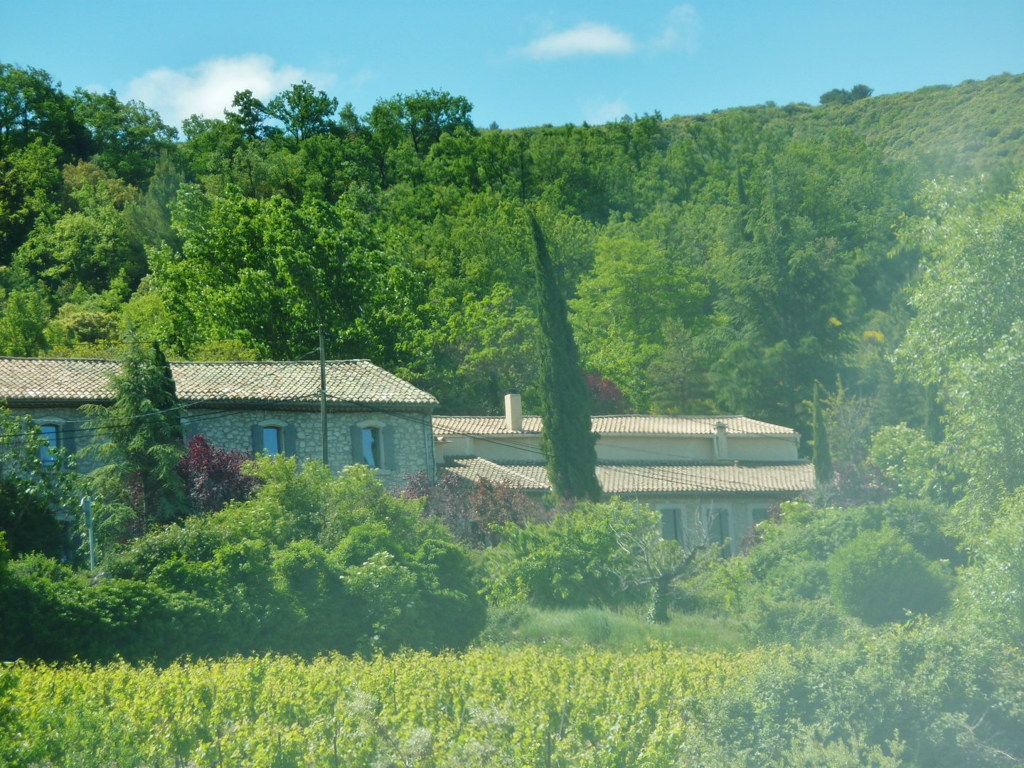 PROPRIETE MONTS DE VAUCLUSE