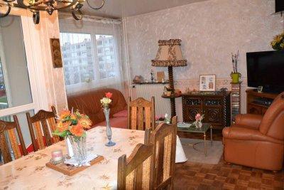 A vendre Appartement F4 sur saint etienne du rouvray
