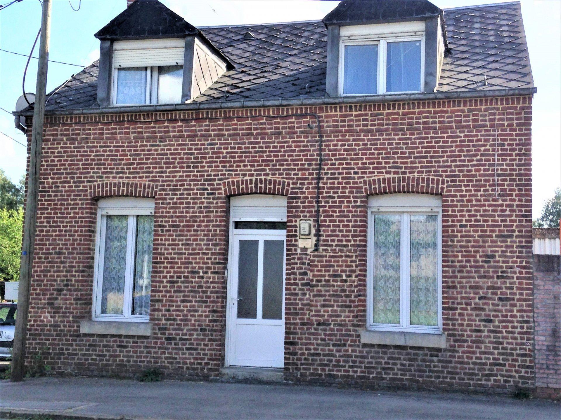 Maison Individuelle Avesnes sur Helpe