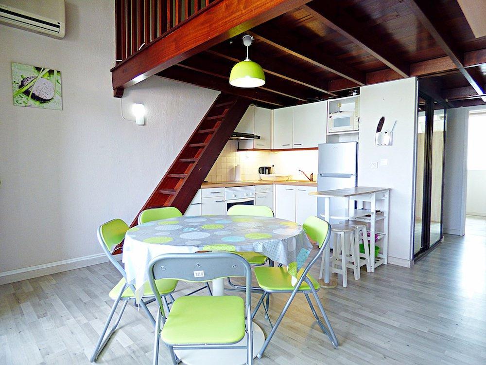 Marina Pointe du Bout - Beau T3 Mezzanine - Terrasse