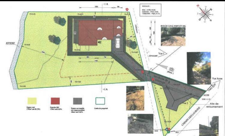 Sale Building land - Le Val