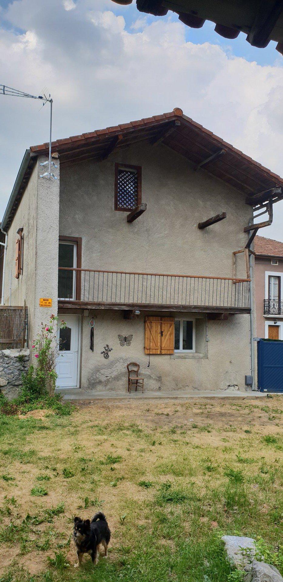 Vente Maison/Villa 4 pièces MAUVEZIN DE PRAT 09160
