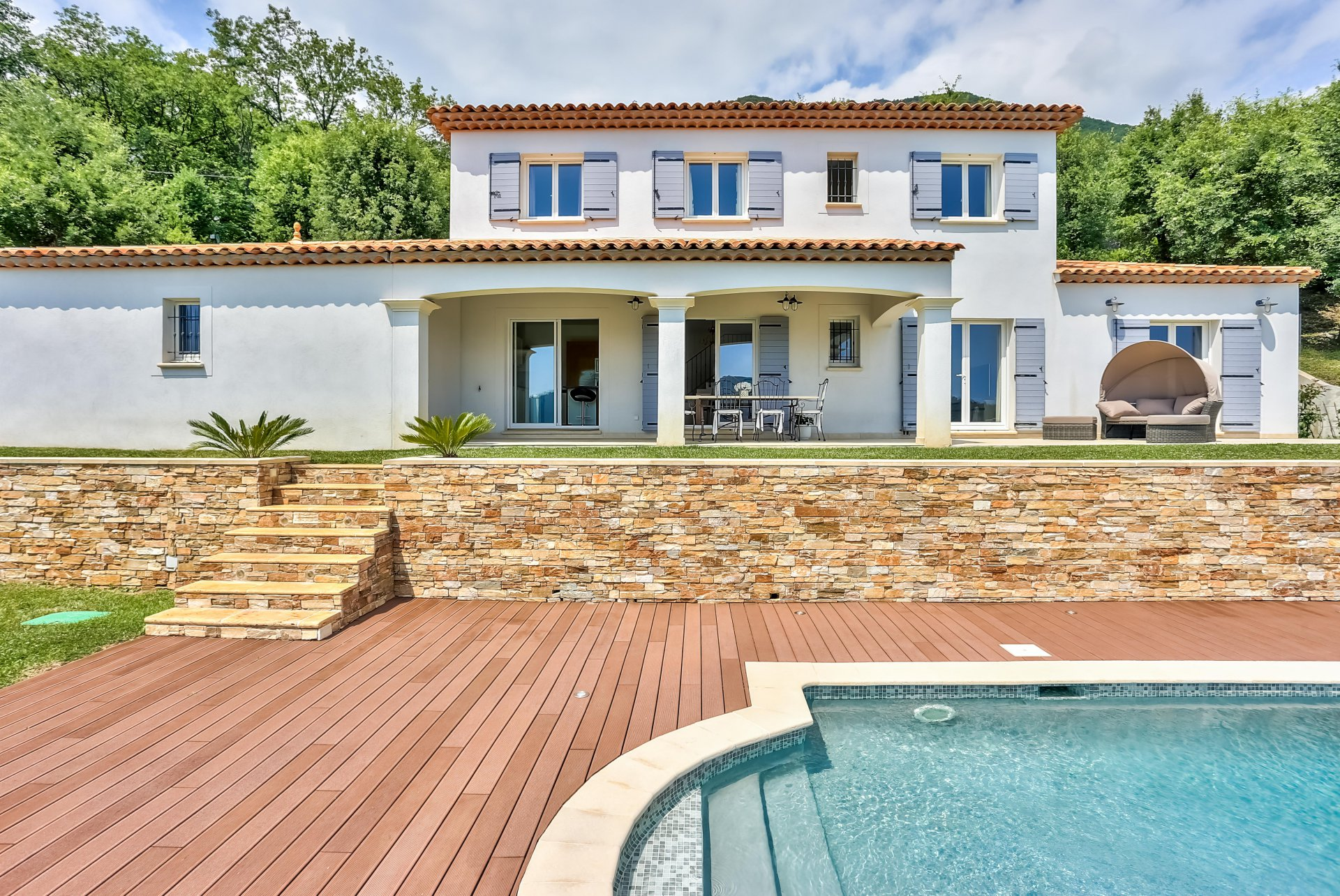 For sale beautiful recent build villa with panoramic views