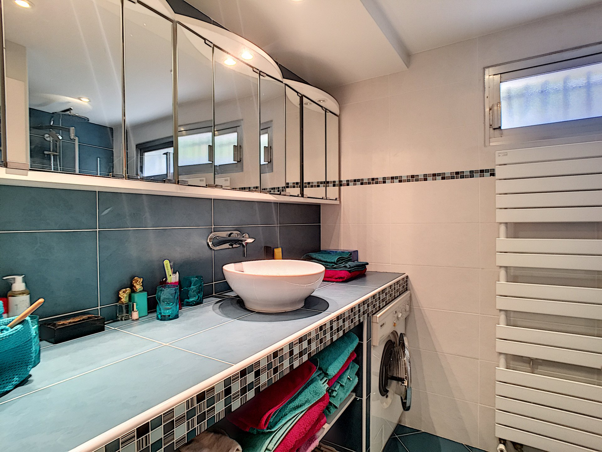 Cannes - Basse Californie - 2 bedrooms flat with 100 sqm garden