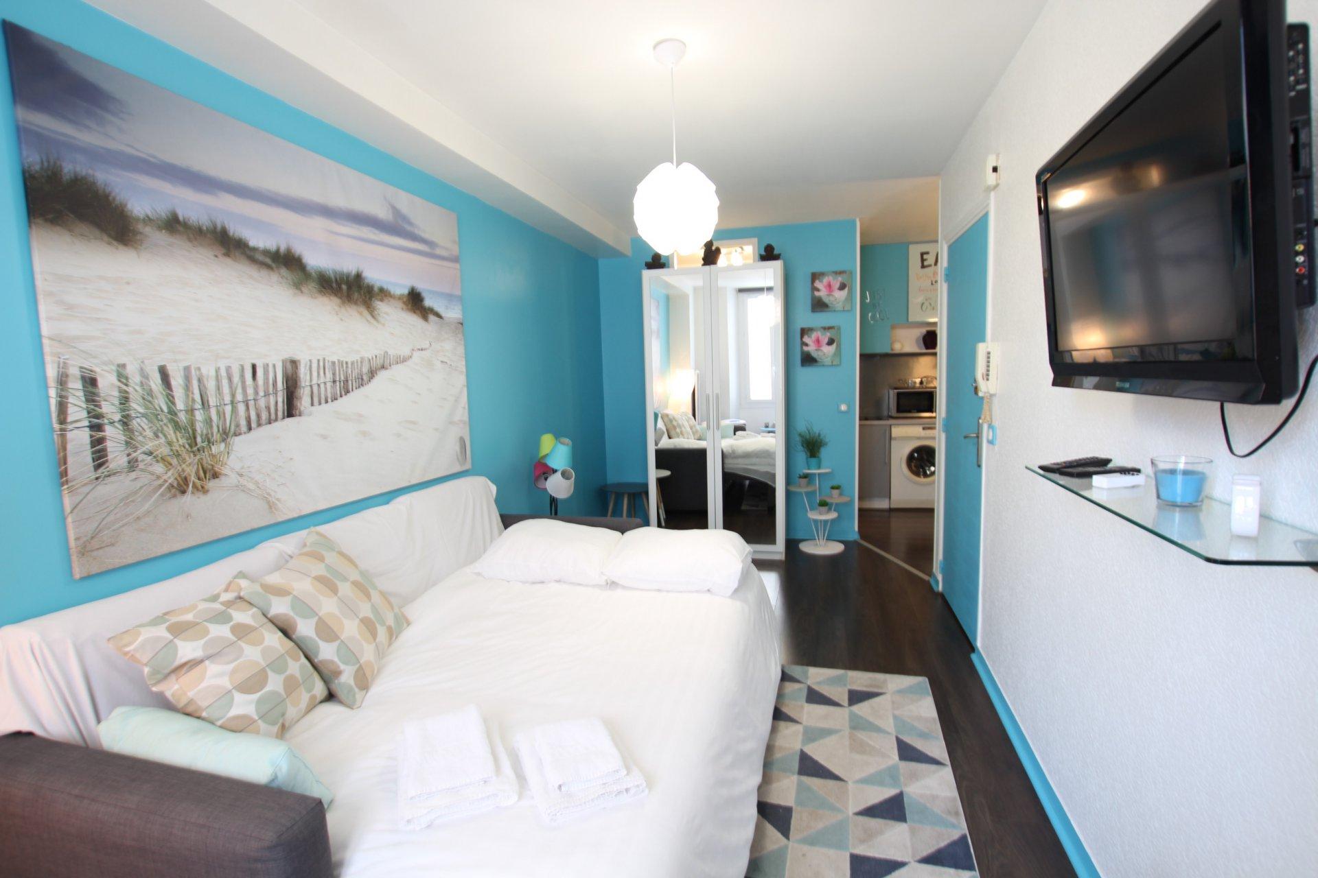 Affitto stagionale Monolocale - Cannes Suquet