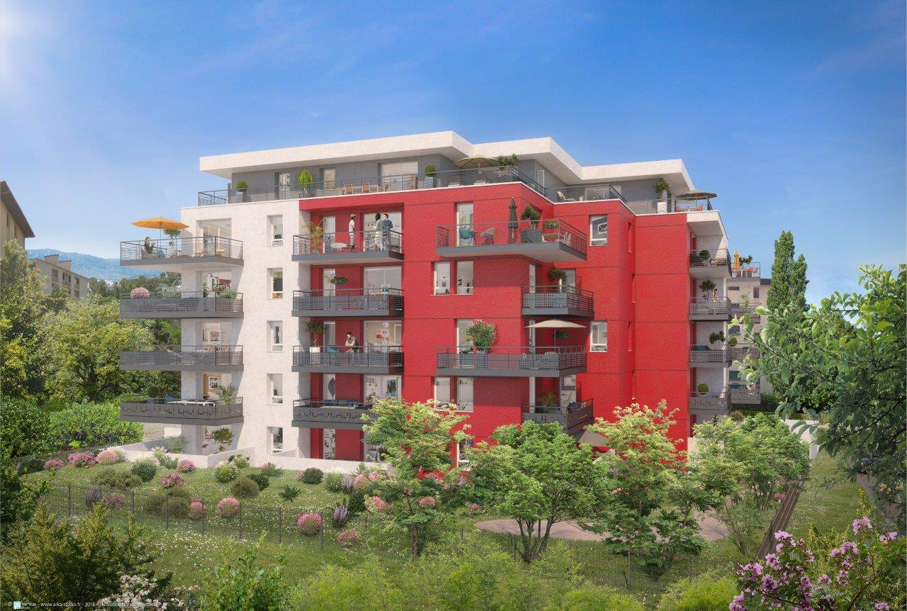 Programme Immeuble - Saint-Julien-en-Genevois
