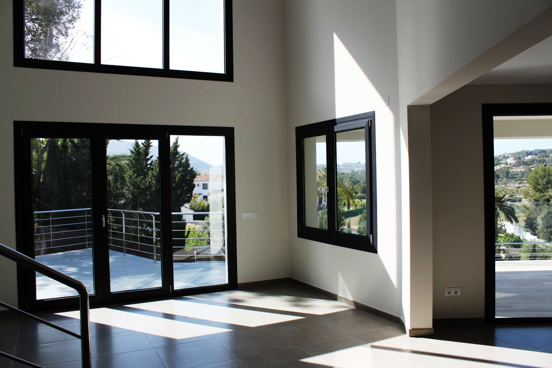 Great new build villa with 3 bed/3 bath in Javea
