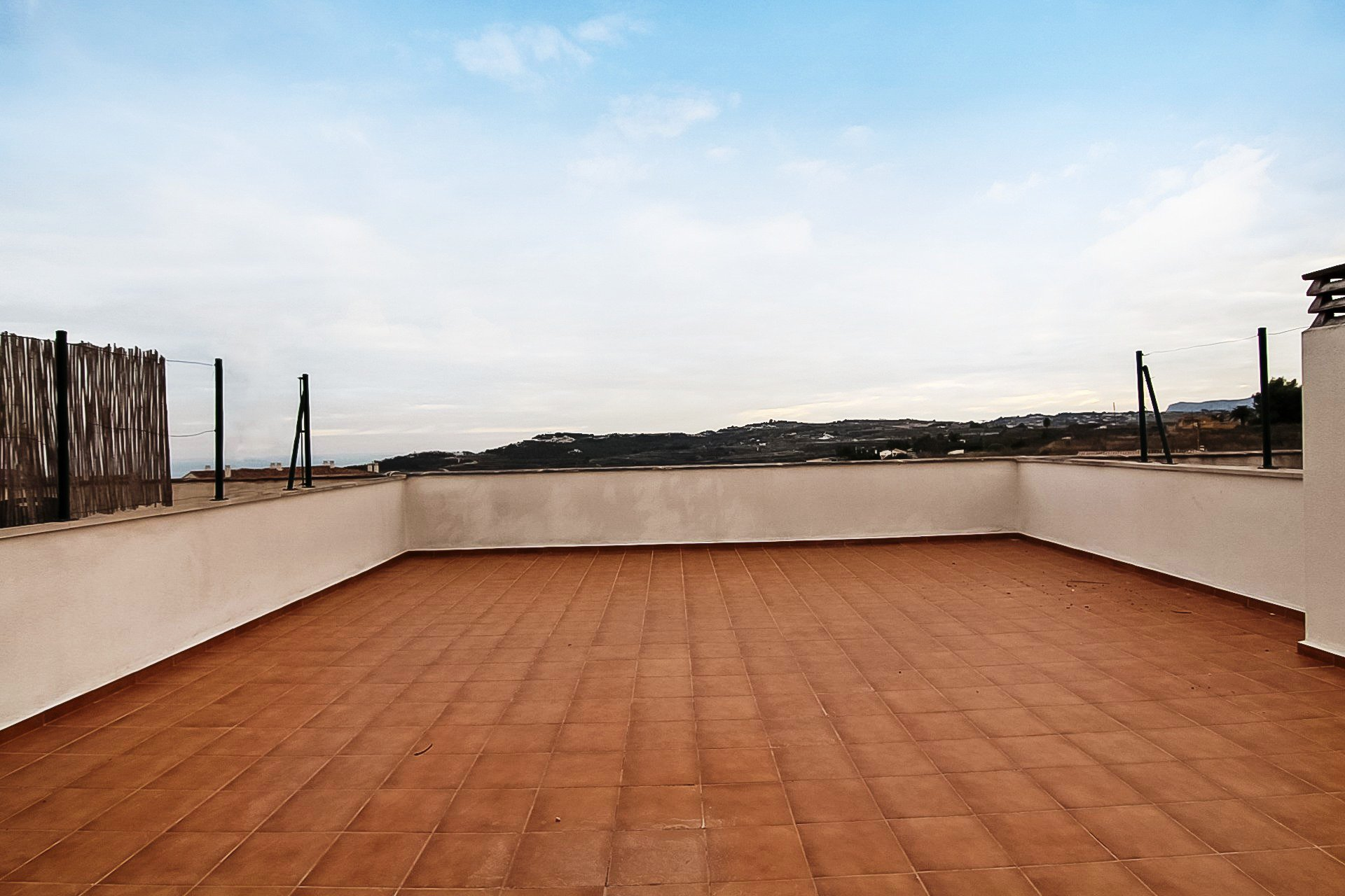 Apartment with sea view in Teulada