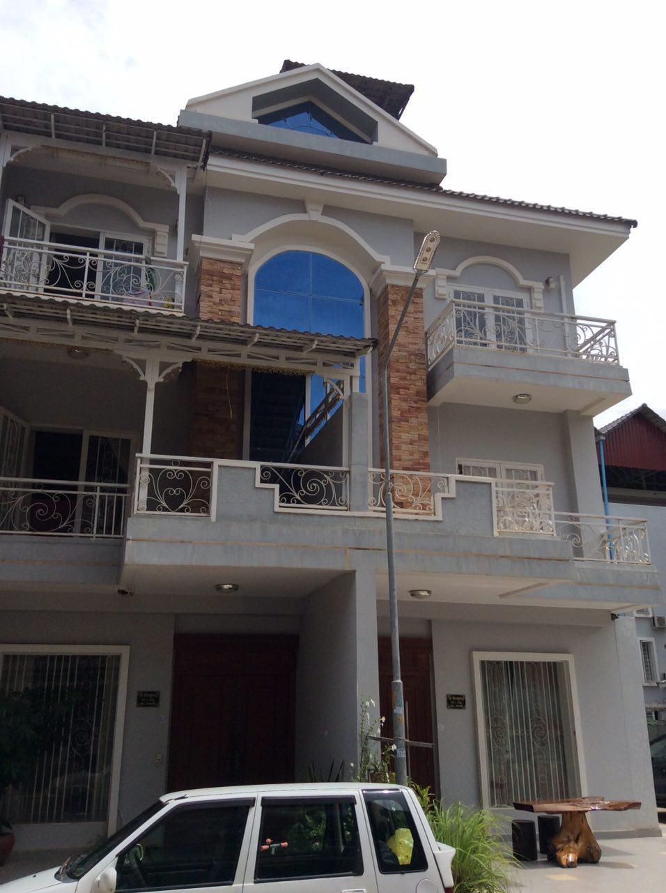 出售 别墅 Russey Keo