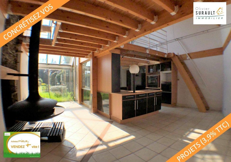 Sale Terraced house - Guer
