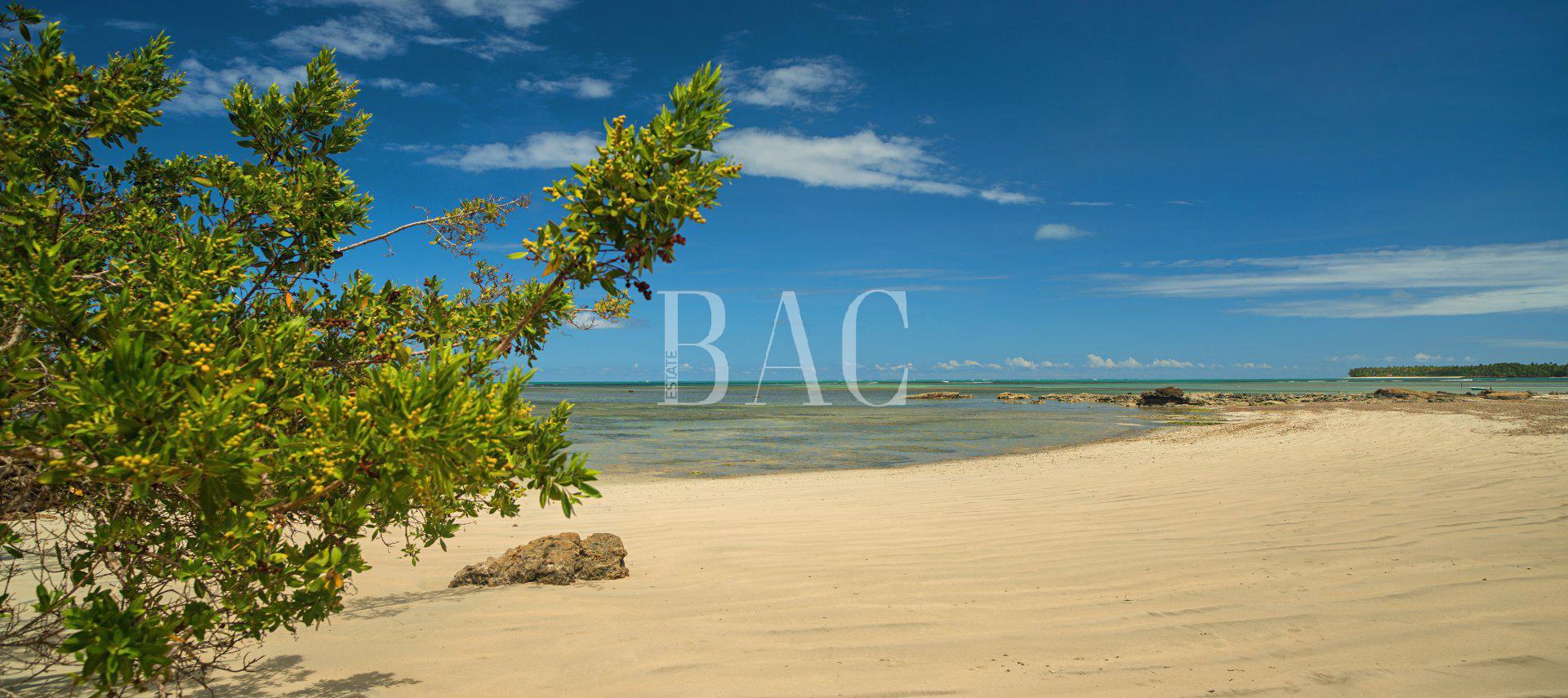 Property on Boipeba island in Brazil