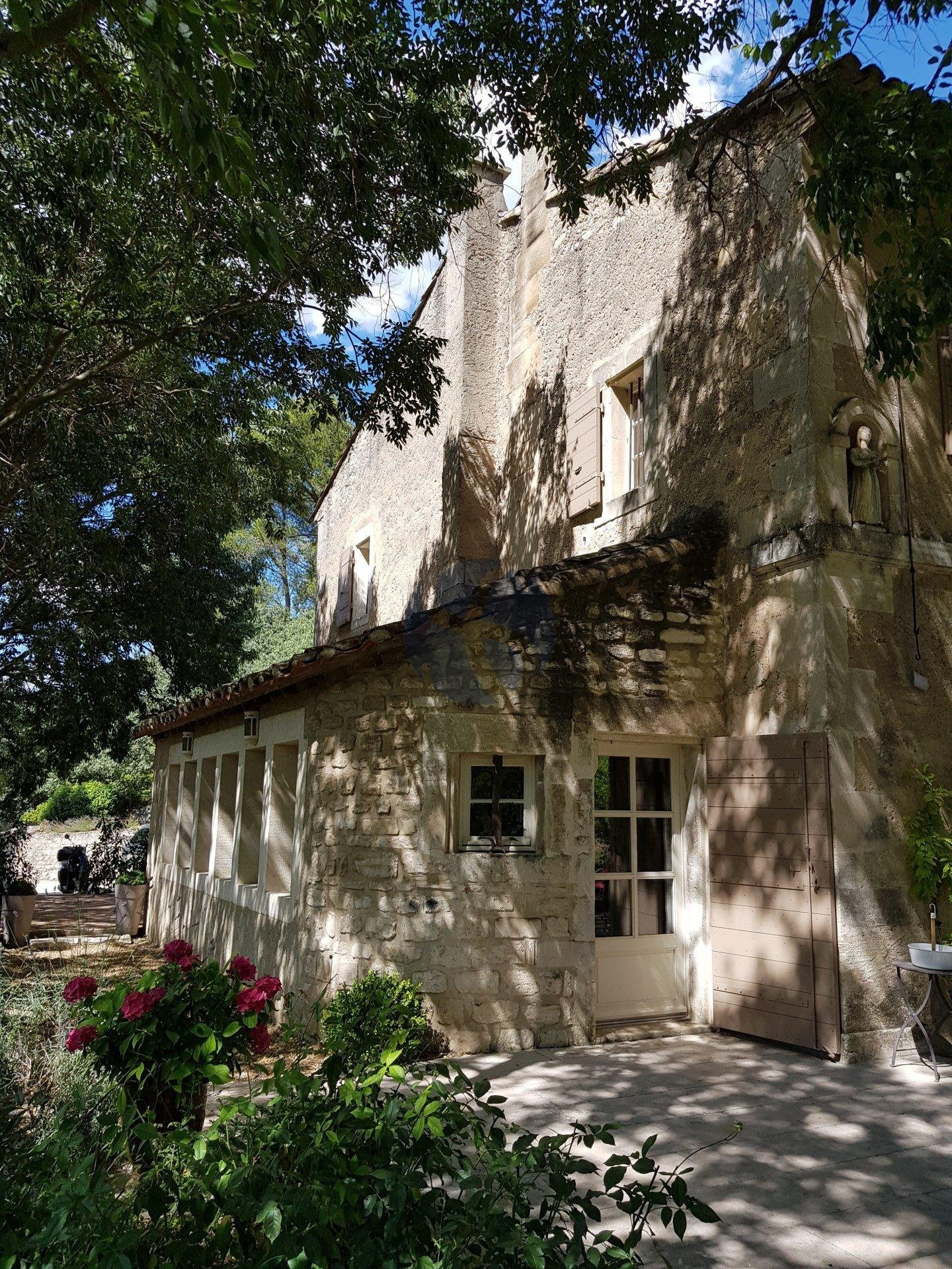 Demeure Provençale à Saint Rémy de Provence