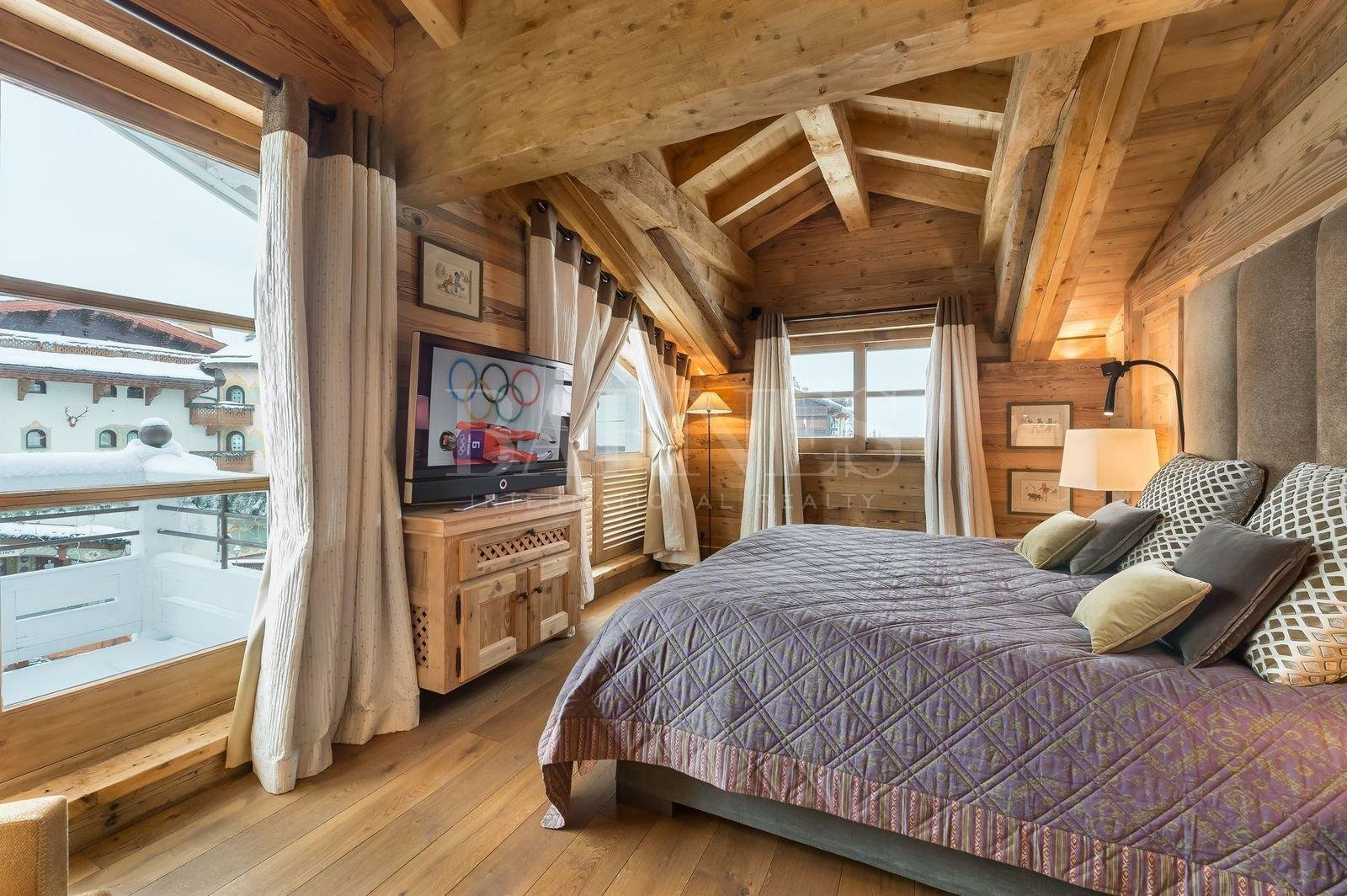 Seasonal rental Apartment - Courchevel 1850