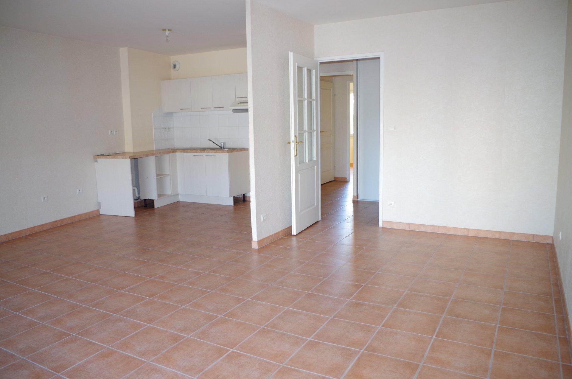 T3 -  72 m² + 2 PARKINGS - TOULOUSE L'ORMEAU