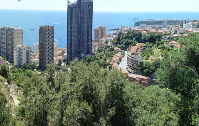 4 Pièces terrasse vue panoramique