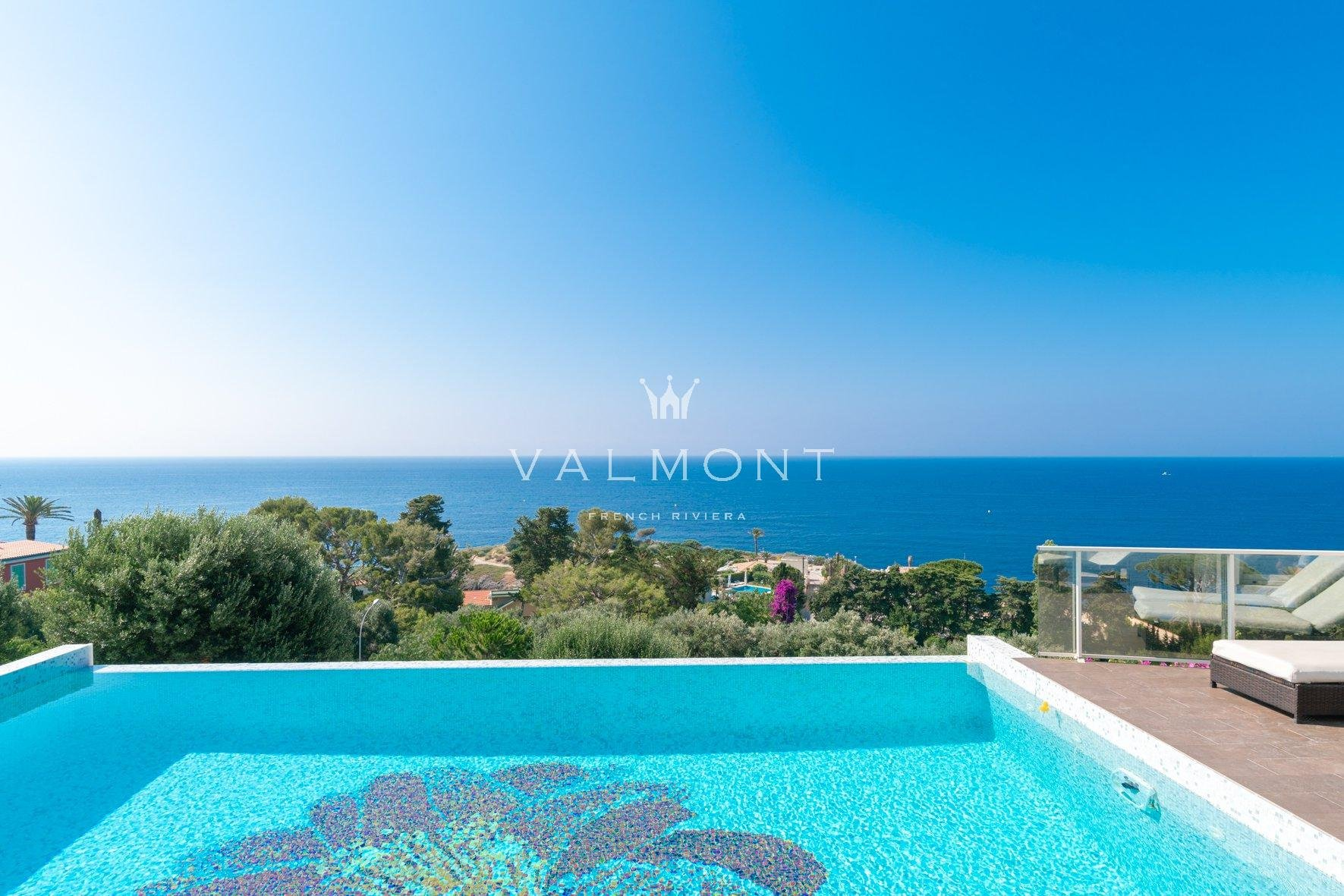 EXCEPTIONAL LOCATION IN CAP D'AIL NEAR THE BEACHES