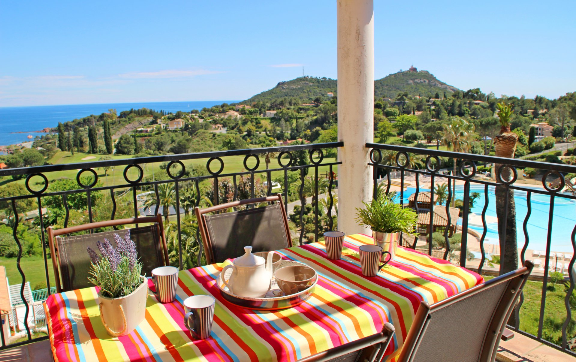 FRENCH RIVIERA CAP ESTEREL RESORT