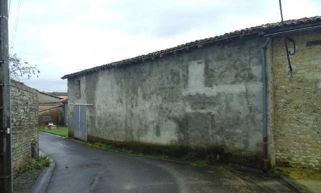 Ancien corps de bâtiments