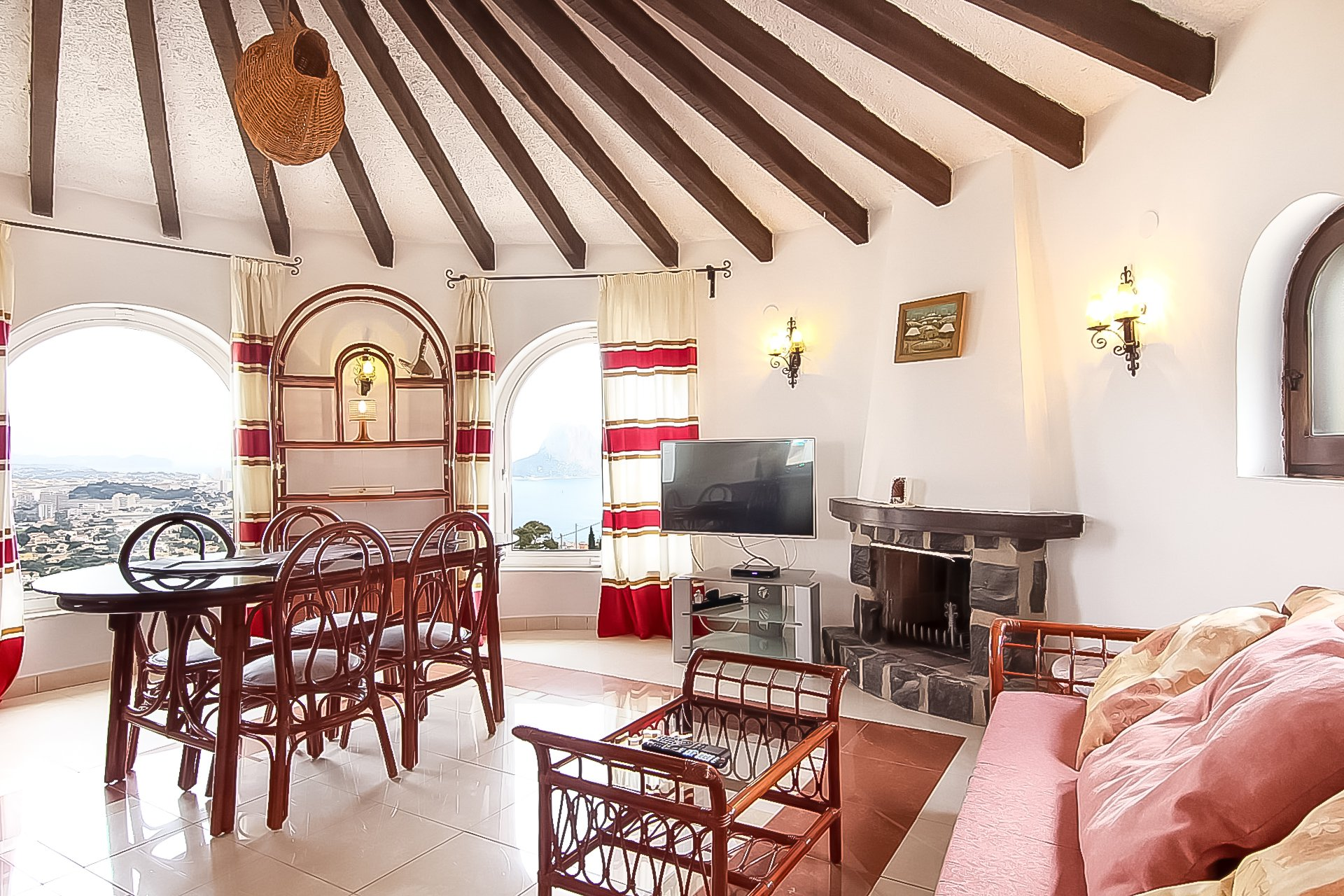 4-bedroom villa in Calpe