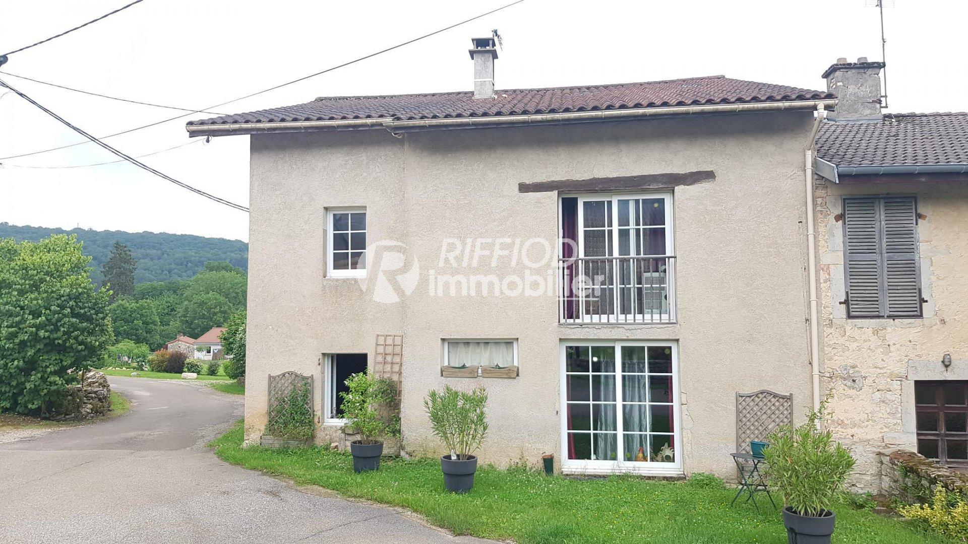 Maison de village - 144 m²