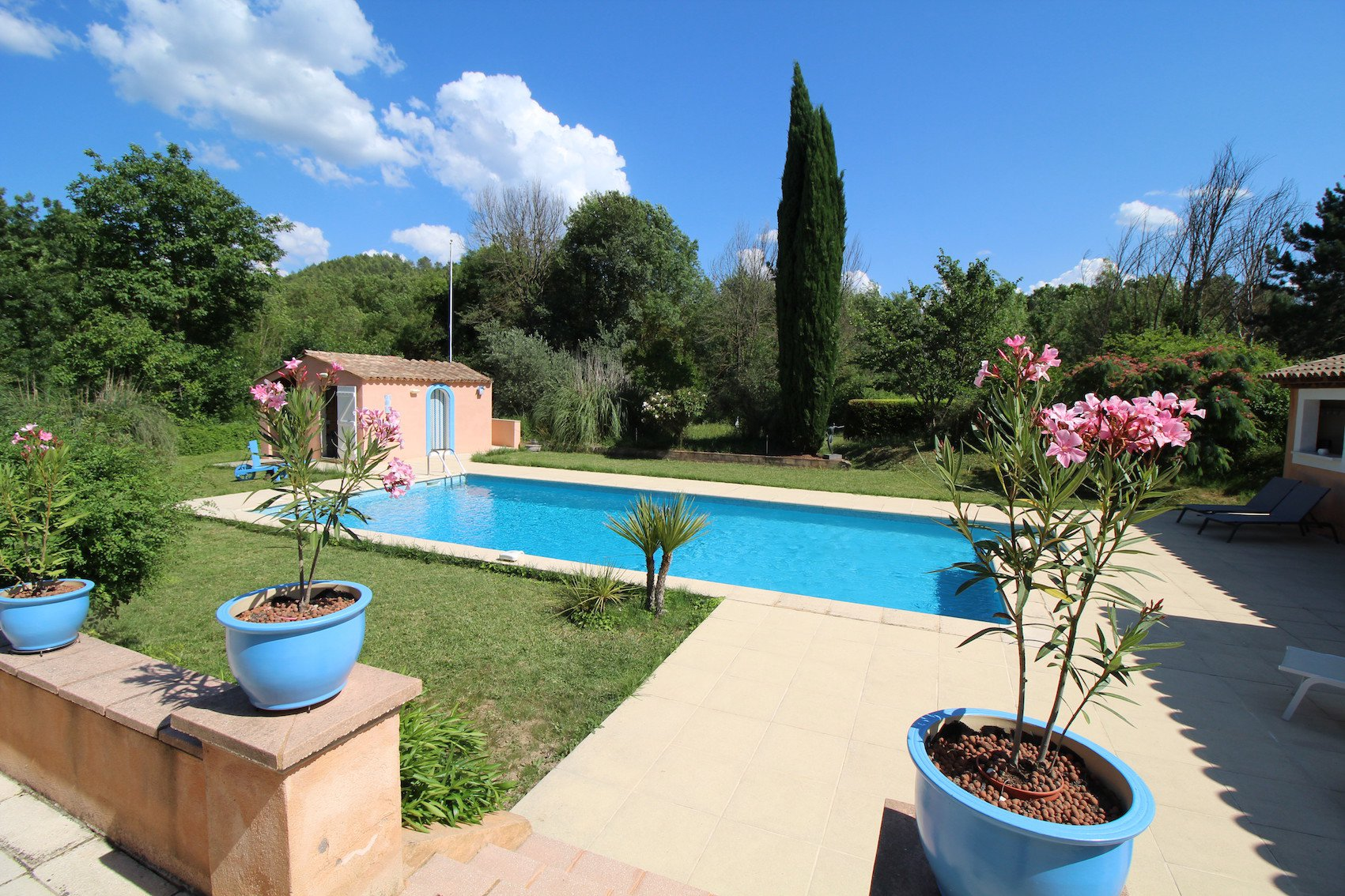 Le Val, a charming house in the heart of Green Provence