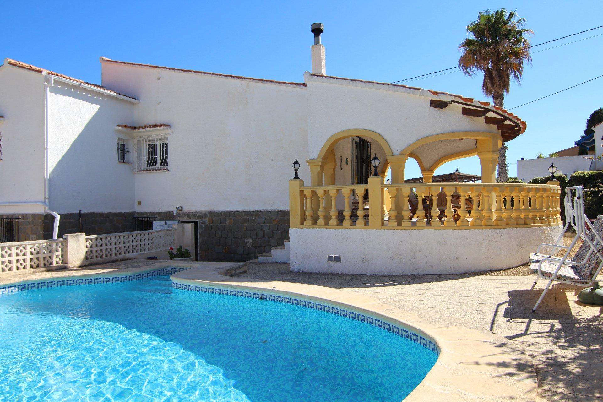 4-bedroom villa in Calpe