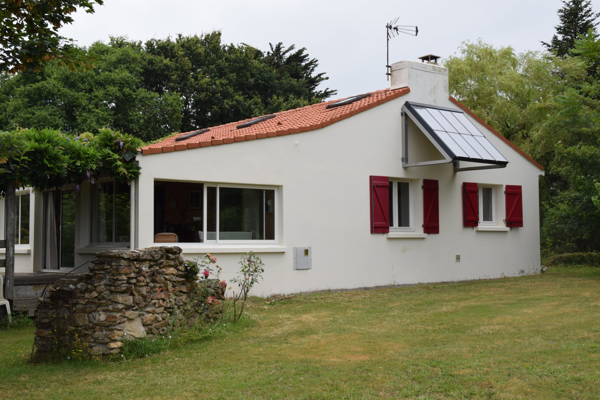 maison - 5 pièces avec atelier 44560 CORSEPT