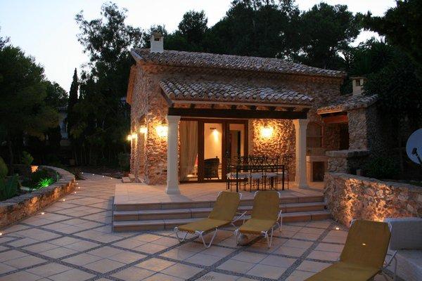Finca de luxe près de la plage à Moraira