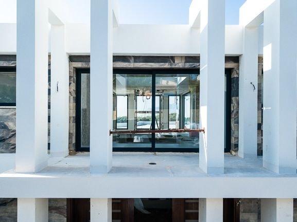 Nouveau projet de luxe dans un style moderne à Benissa