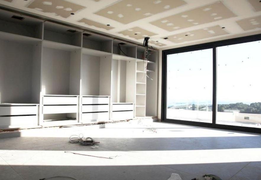 New luxury project in modern style in Benissa