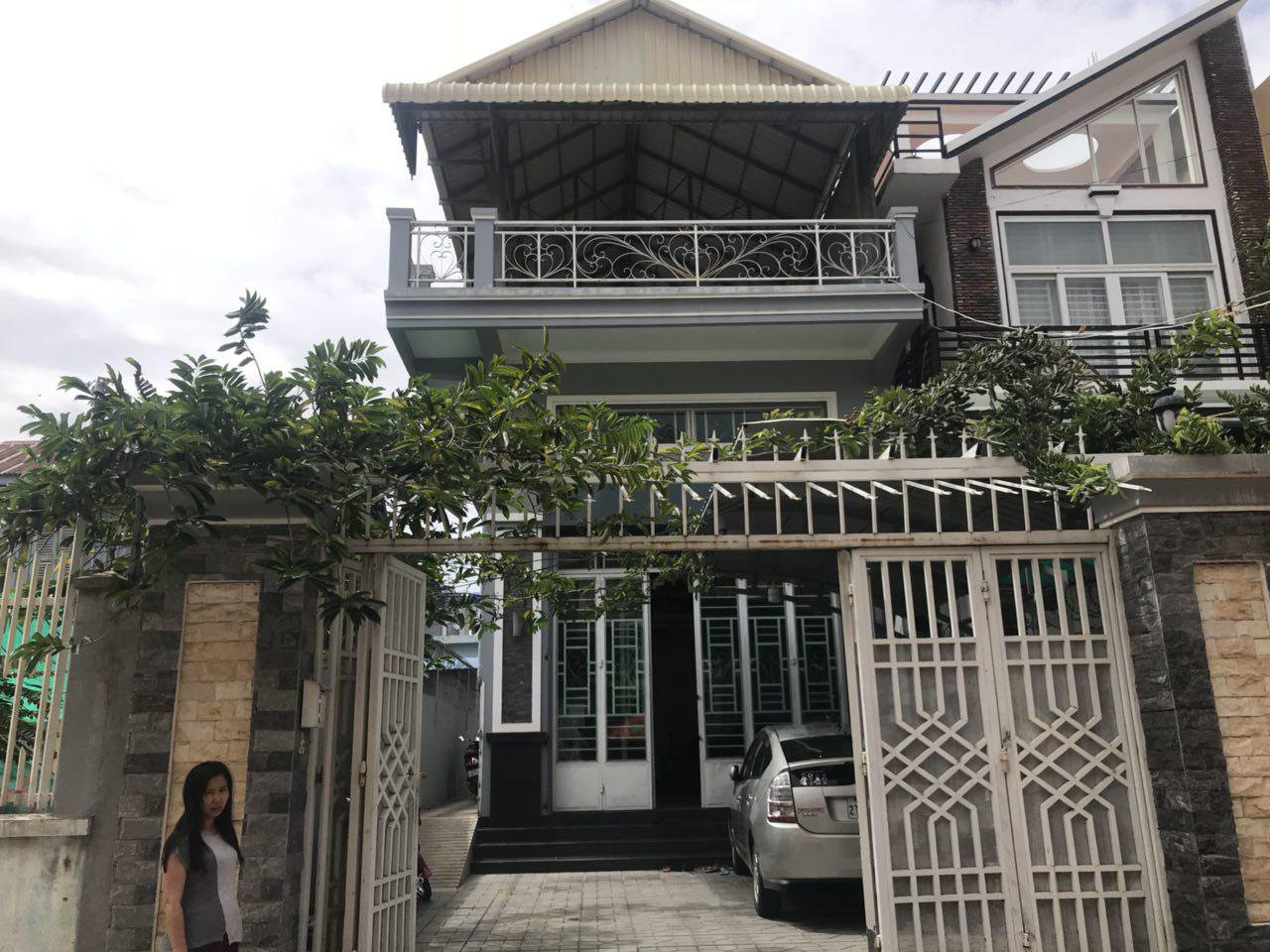 Flat House for Sales in Por Sen Chey