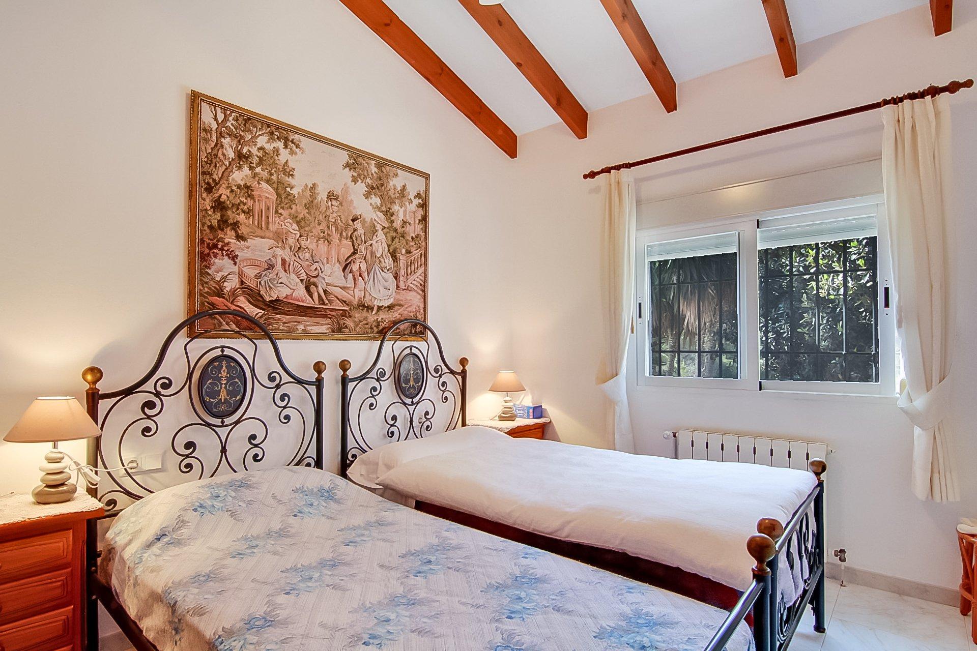 Belle villa de 3 chambres à Calpe
