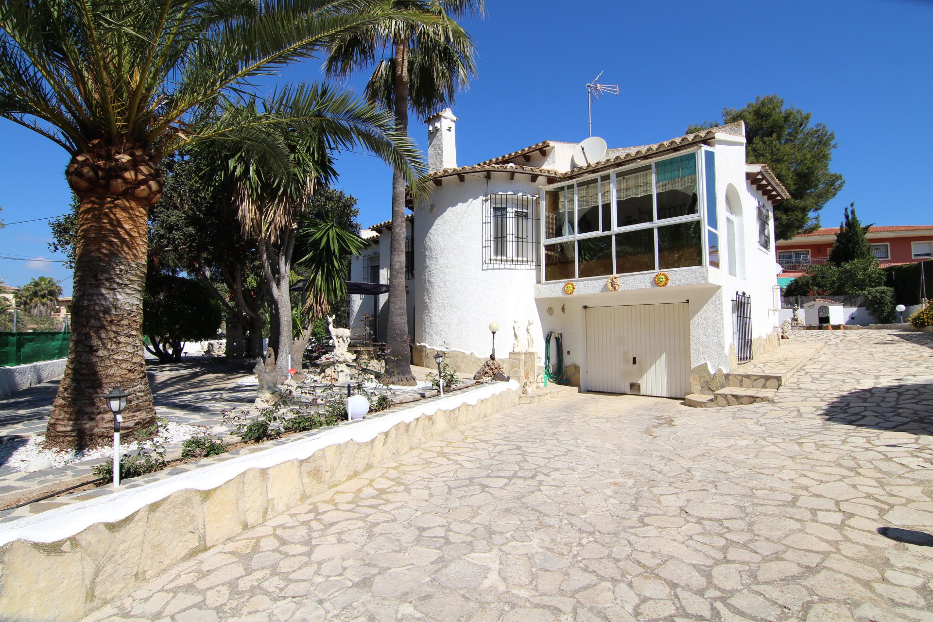 Mooie villa met 3 slaapkamers in Calpe