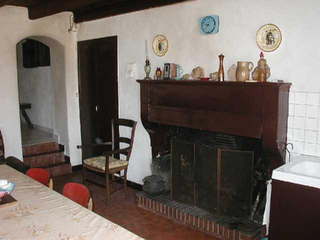 Maison à rénover - Secteur Aunac