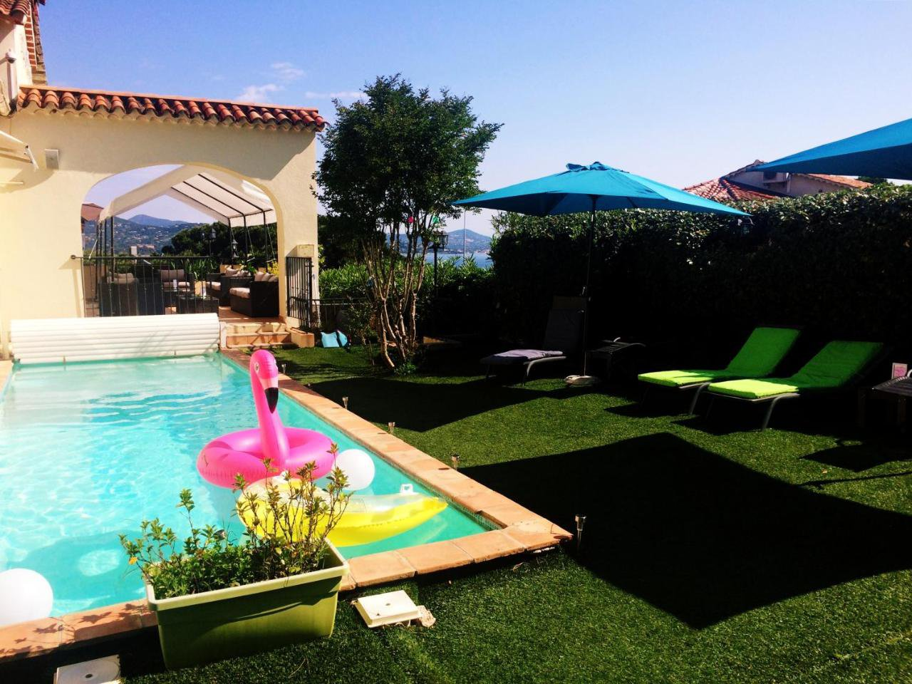 Sale of Hotel Residence - Saint-Tropez