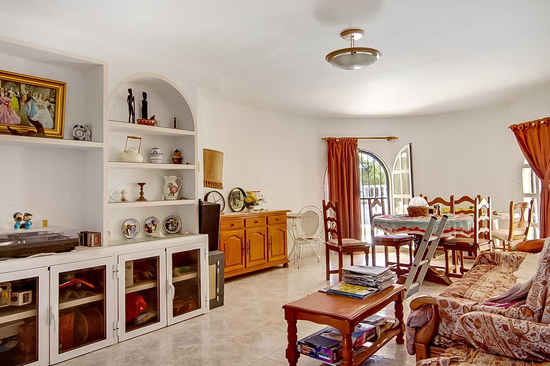 Villa de 4 dormitorios en una zona tranquila.