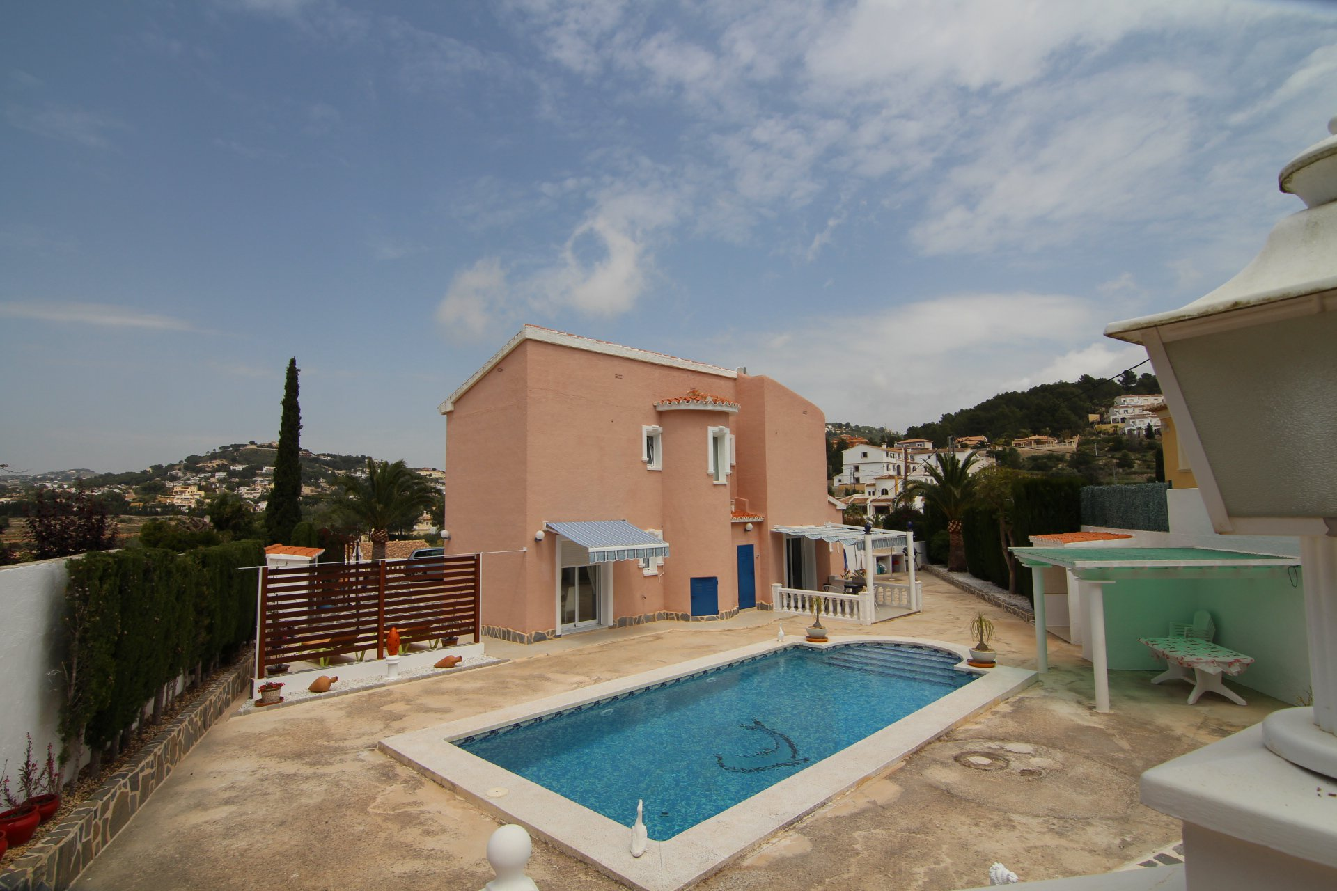 3-bedroom/3-bathroom villa in Calpe