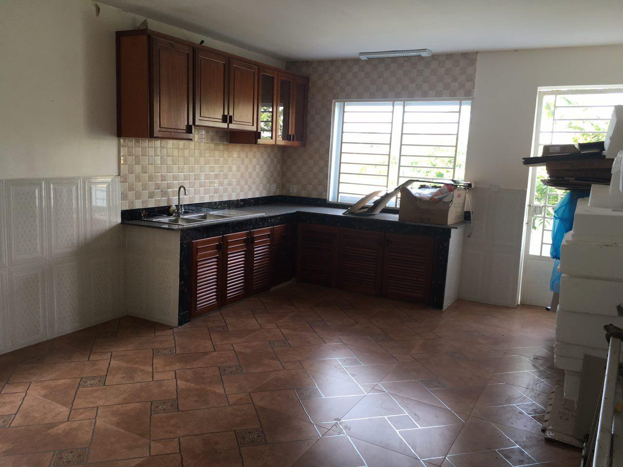 Sale Flat House Russey Keo